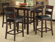 STANDARD 10036-34 PENDLETON Counter Height Dining Set