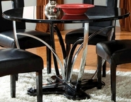 STANDARD 11341 TABLE, ROUND PEDESTAL
