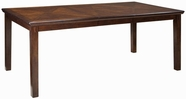 "STANDARD 11901 SONOMA TABLE,LEG W/18"" LEAF"