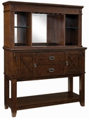 STANDARD 11902-23 SONOMA SIDEBOARD AND HUTCH