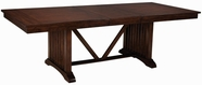 STANDARD 13626 ARTISAN LOFT TABLE,TRESTLE