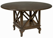 STANDARD 13986 CROSSROAD TABLE, ROUND DINING