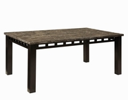 STANDARD 18261 GATEWAY (GREY) TABLE, RECTANGLE
