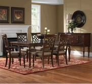 STANDARD 19181-84 RECTANGULAR Dining Set