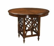 Standard 19196 Table, Counter Ht-Round