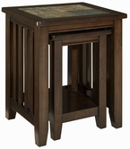 STANDARD 20654 NAPA VALLEY TABLE,NESTING