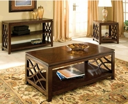 STANDARD 23441-42-47 Woodmont Occasional Table Set