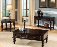 STANDARD 24301-02-07 Java Occasional Table Set