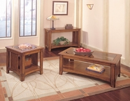 STANDARD 24481-82-87 MISSION HILLS Occasional Table Set