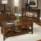 STANDARD 27681-82-87 HAILEAH COURT Occasional Table Set
