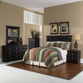 STANDARD 50400 CARLSBAD Bedroom Set