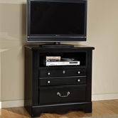 STANDARD 54556 MADERA CHEST,TV W/MARBELLA TOP