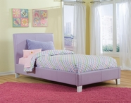 STANDARD 60772-82 FANTASIA Full Upholstered Youth Bed LAVENDER