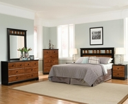 STANDARD 61250 STEELWOOD  Bedroom Set