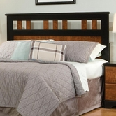 STANDARD 61253 STEELWOOD HEADBOARD,3/3 PANEL