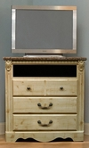 STANDARD 6404 SEVILLE CHEST,TV