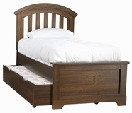STANDARD 65951-60-61-85 PARKER Full Panel Headboard And Footboard Bed with Trundle