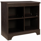 Standard 66354 Hideout Cabinet, Open Display