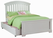STANDARD 66903-20-13-35 REAGAN Twin Panel Headboard and Footboard Bed with Trundle