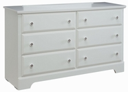 STANDARD 66929 REAGAN DRESSER, 6 DRAWER