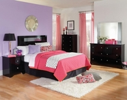 STANDARD 67303-09-18 MARILYN BLACK Kids Bedroom Set