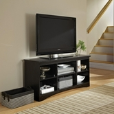 "STANDARD 67421 ICON ENT UNIT, 54"" BLACK COLOR"