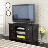 "STANDARD 67454 PREMIER ENT UNIT, 48"" BLACK COLOR"