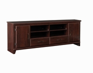 "STANDARD 67483 PREMIER ENT UNIT, 72"" MERLOT COLOR"