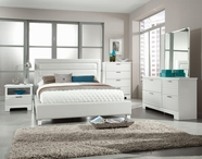 STANDARD 67650 ACTION Bedroom Set