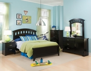STANDARD 68050 FREE 2 B - DARK Kids Bedroom Set