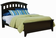 STANDARD 68052-70-62 FREE 2 B - DARK Full Panel Headboard and Footboard Bed