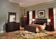 STANDARD 7650 CITY CROSSING Bedroom Set