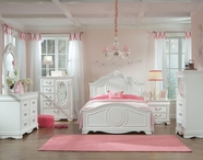 STANDARD 94200 JESSICA (WHSE) Kids Bedroom Set