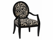 Stein World 11507 RAYAS ZEBRA CHAIR