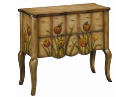 Stein World 11842 ALBANY 2-DRAWER TULIP CHEST