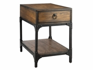 Stein World 119-041 MARKETSQUARE CHAIRSIDE TABLE