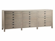 Stein World 12002 MERRIMAC 12-DRAWER CREDENZA
