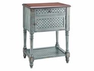 Stein World 12030 HARTFORD 1-DOOR 1-DRAWER TABLE