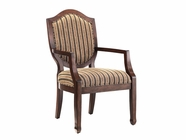 Stein World 12097 PRESTON STRIPE CHAIR