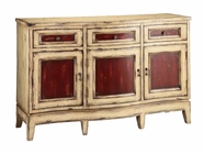 Stein World 12152 QUINCY 3-DOOR 3-DRAWER CREDENZA