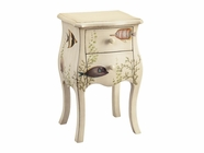Stein World 12170 TROPICS 2-DRAWER CHAIRSIDE