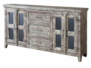 Stein World 12323 4-door, 2-3-Drawer Media Console