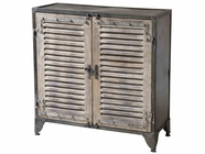 Stein World 12335 2-Door Wood Cabinet