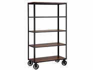 Stein World 12350 Shelf With 2 Brake Wheels