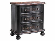 Stein World 12369 3-Drawer Parquet Top Chest