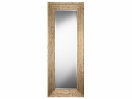 Stein World 12378 Wood-Framed Leaner Mirror