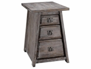 Stein World 124-041 CRAFTSMAN CHAIRSIDE TABLE