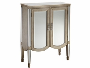 Stein World 12400 2-Door Mirrored Cabinet