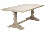 Stein World 12456 AIDAN PEDESTL DINING TABLE