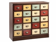 Stein World 12596 2 Drawer 2-Door Cabinet